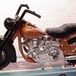 MB050-03 : Harley Davidson Sportster
