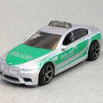 MB966-01 : BMW M5 Police