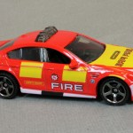 MB966-05 : BMW M5 Police