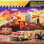 Matchbox 2014 Mission Force - Fire