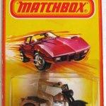 Matchbox 1982 USA Blister