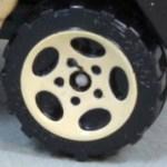 5 Spoke Oval - Cream