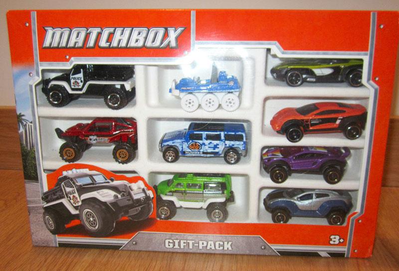 Matchbox 9 Pack : 2013 #06