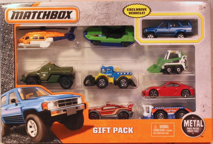 Matchbox 9 Pack : 2016 #06