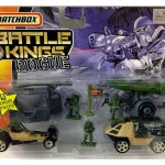 Matchbox Battle Kings Night Fighters - 2006