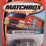 Matchbox 2001 Long Card