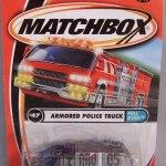 Matchbox 2001 Long Card