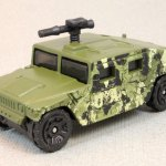 Matchbox MB256-25 : Hummer