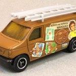 MB444-07 : Ford Panel Van (Roof Attachments/Retooled)