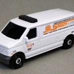 MB444-12 : Ford Panel Van (Roof Attachments/Retooled)