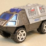 MB510-01 : Armored Response Vehicle