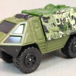 MB606-10 : Armored Response Vehicle