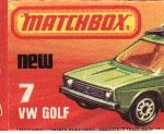 Matchbox Box Type K