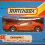 Matchbox Box Type M1
