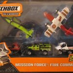 Matchbox 2015 Mission Force : Fire Commanders