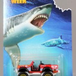 Matchbox 2015 Shark Week