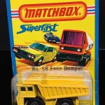 Matchbox 1979 Blister - USA