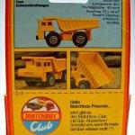 Matchbox 1979 Box - Germany