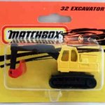 Matchbox 1993 Short Card