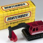 Matchbox 1995 Box