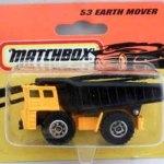 Matchbox 1996 Short Card