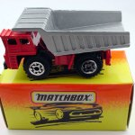 Matchbox 1997 Box