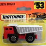 Matchbox 1997 Short Card