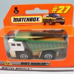 Matchbox 1999 Box