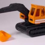 MB032-18 : Excavator