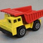MB058-02 : Faun Dump Truck