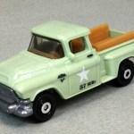 MB1066-01 : 1957 GMC Stepside Pick Up