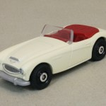 Matchbox MB1083-03 : 1963 Austin Healey 3000 Mk2