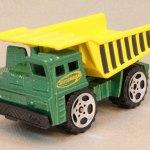 MB209-21 : Faun Dump Truck