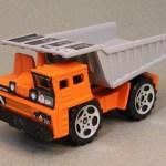 MB209-25 : Faun Dump Truck