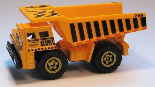 MB710-01 : Dump Truck