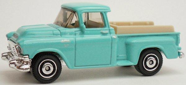 MB786-01 : 1957 GMC Stepside Pick Up