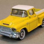 MB786-04 : 1957 GMC Stepside Pick Up