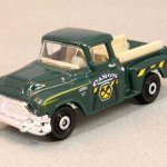 MB786-08 : 1957 GMC Stepside Pick Up