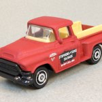 MB786-09 : 1957 GMC Stepside Pick Up