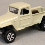 Matchbox MB955-04 : Jeep Willys 4x4