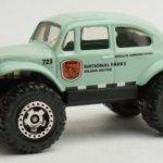 Matchbox MB723-12 : Volkswagen Beetle 4x4