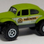 Matchbox MB723-02 : Volkswagen Beetle 4x4
