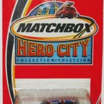 Matchbox 2003 Long Card