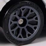Matchbox Wheels : Lace - Grey