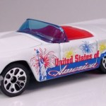 Matchbox MB042-23 : 1957 Ford Thunderbird