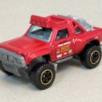 Matchbox MB1058-02 : Sonora Shredder