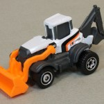 Matchbox MB1176-01 : MBX Backhoe