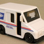 Matchbox MB370-02 : Postal Service Delivery Truck