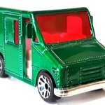 Matchbox MB370-06 : Postal Service Delivery Truck
