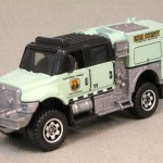 Matchbox MB801-03 : International Workstar Brush Fire Truck